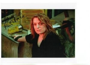 Claire Rushbrook Signed 10 x 8 Photograph